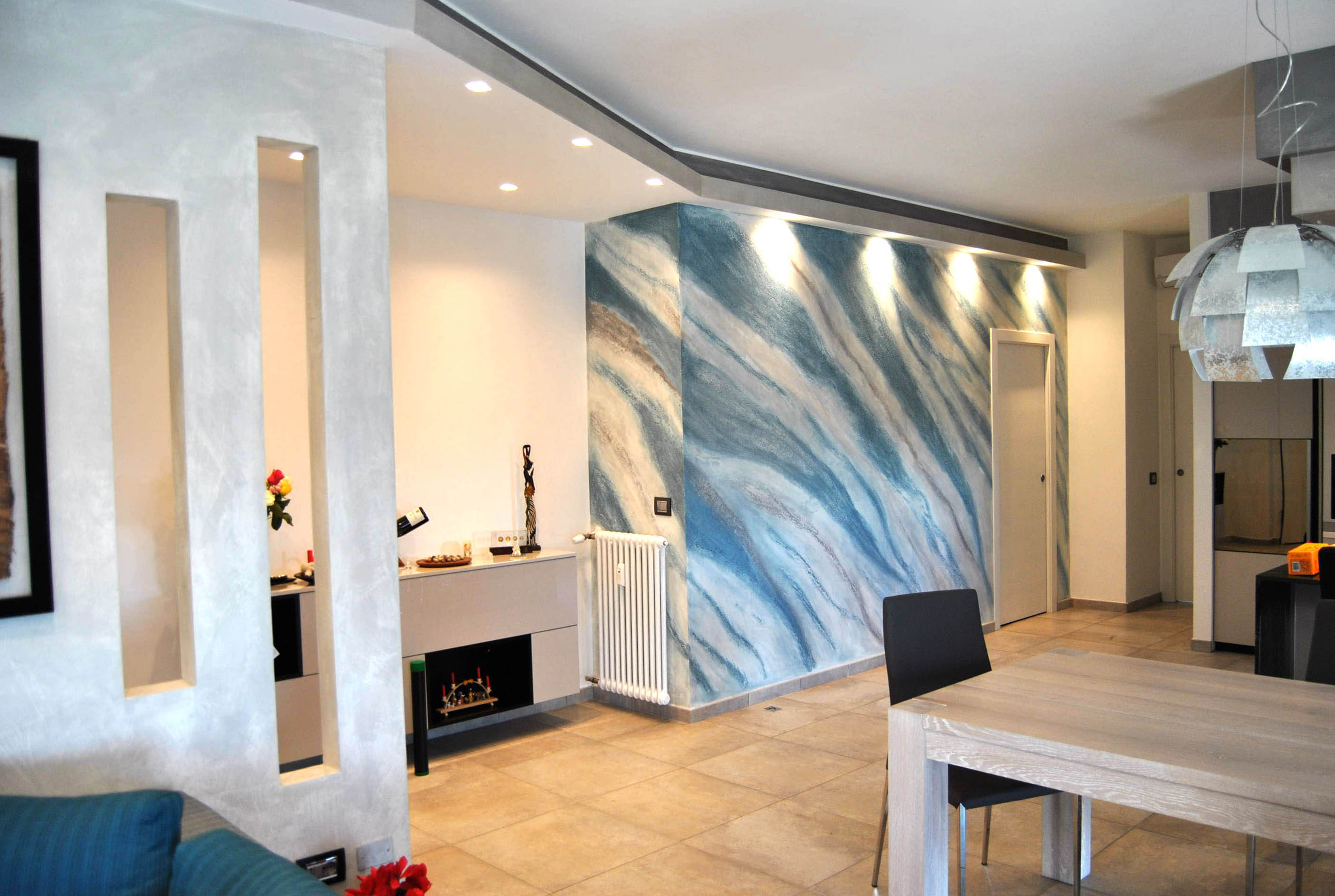 Pietra colorata pietra spaccata pietra zen - Decoratore d interni ...