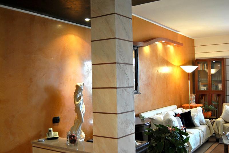 ... Com Salotto Open Space In Stile Moderno Interior Design on Pinterest