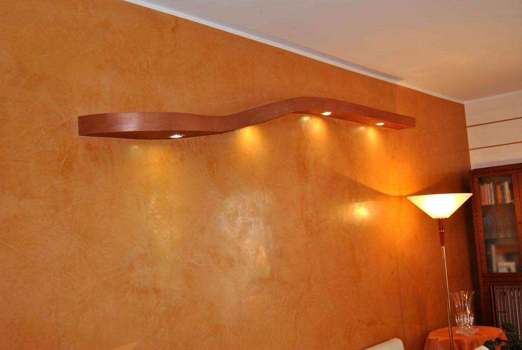 Stucco veneziano a prezzi onesti stucco veneziano a calce for Decorazioni materiche