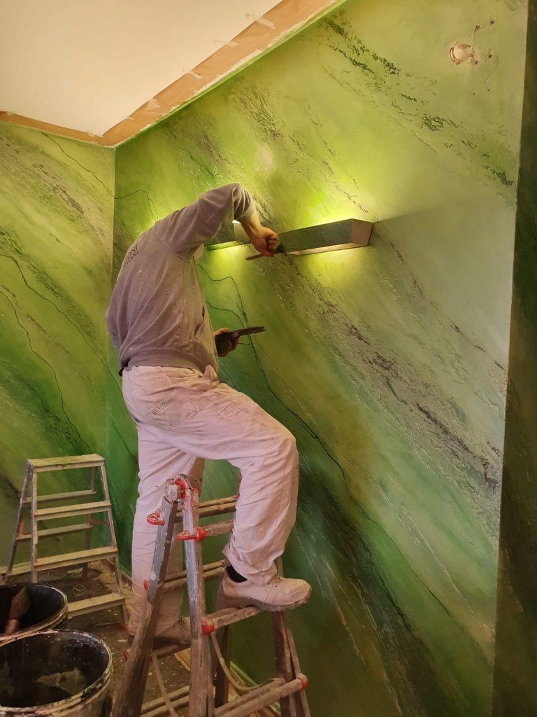 Pietra Spaccata verde