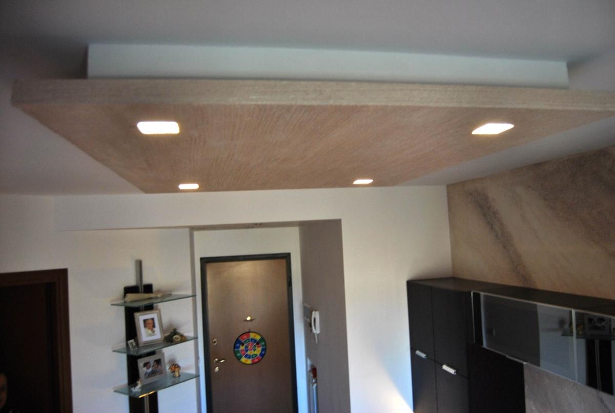 Trendy isolare soffitto mansarda soffitto con faretti for Leroy merlin cartongesso